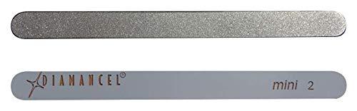 DIAMANCEL - Flexible Diamond Nail File MINI #2 Medium - For Women with Natural Nails of Average Thickness