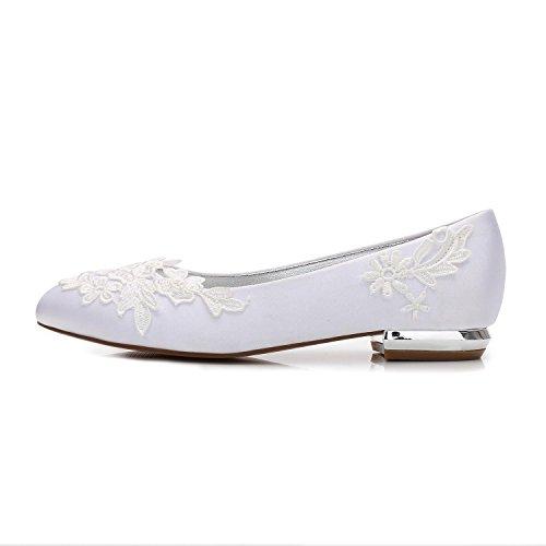 Mariage Bout YC FerméE Black Rond Orteil Fleurs Court Robe De Classique L De 16 F5049 Chaussures Femmes Chaussures wIxxqC