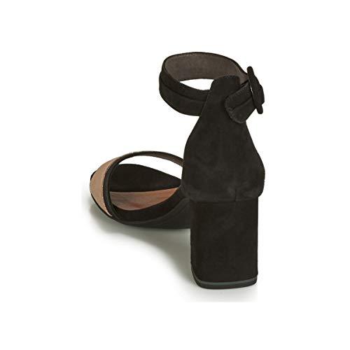 Negro 53 rose black Tamaris Para Met 1 28379 1 Pulsera Mujer Sandalia Con 22 AwzqOwxPp