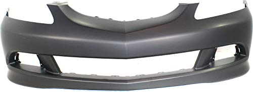 Front Bumper Cover Compatible with 2005-2006 Acura RSX Primed