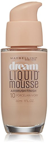 Maybelline New York Dream Liquid Mousse Foundation…