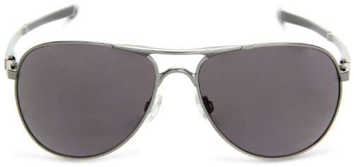 Oakley Men's Plaintiff Round Sunglasses