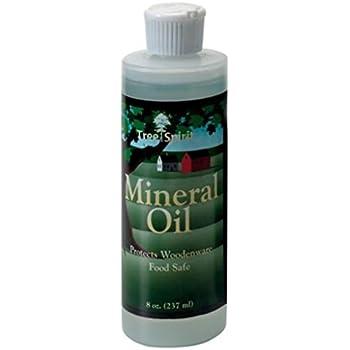 Lamson TreeSpirit Mineral Oil, 8 fl. oz.