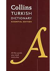 Turkish Essential Dictionary: Bestselling bilingual dictionaries