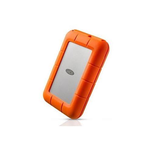 LaCie Rugged RAID Thunderbolt & USB 3.0 Mobile Hard Drive 4TB (9000601) by LaCie