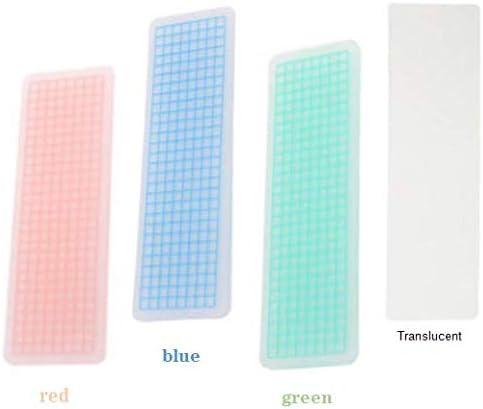 PVC Washi Cards,Storage Bookmark Washi Tape Separate Office School Supplies 40 pcs