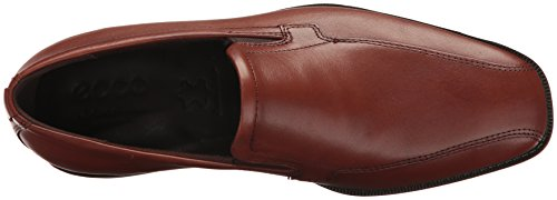 Ecco Heren Edinburgh Bike Teen Loafer Cognac