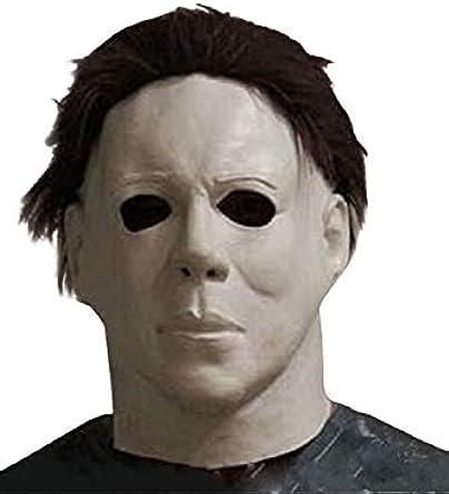 Best Halloween Mask Michael Myers 2020 Amazon.com: COSMOVIE Horror Halloween Michael Myers Scary Cosplay