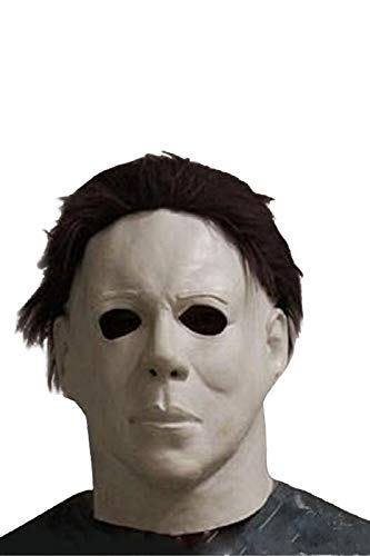 COSMOVIE Horror Halloween Michael Myers Scary Cosplay Mask]()