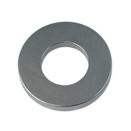 Applied Magnets Neodymium Magnet 2-Inch OD x 1-Inch ID x 1/4-Inch Ring