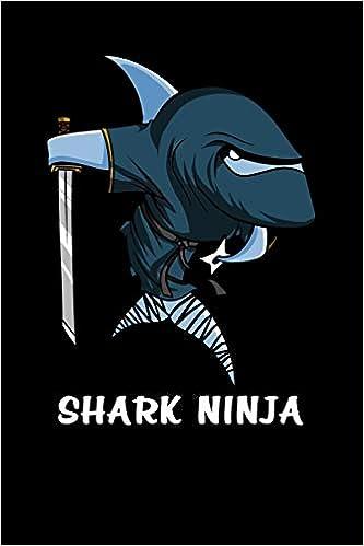 Shark Ninja: Shark Samurai Notebook: Cloud Tower ...