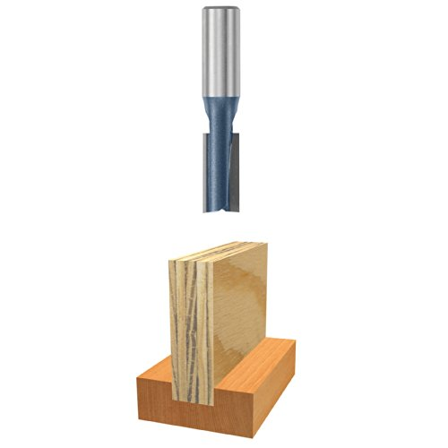 (Bosch 84625M 31/64 In. x 1 In. Carbide Tipped Plywood Mortising)