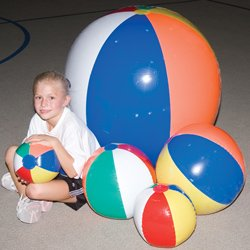 UPC 842569018252, US Games Beach Ball 12""