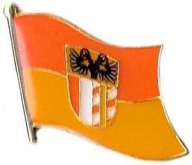 Fahnen Pin Nordrhein Westfalen Anstecker Flagge Fahne