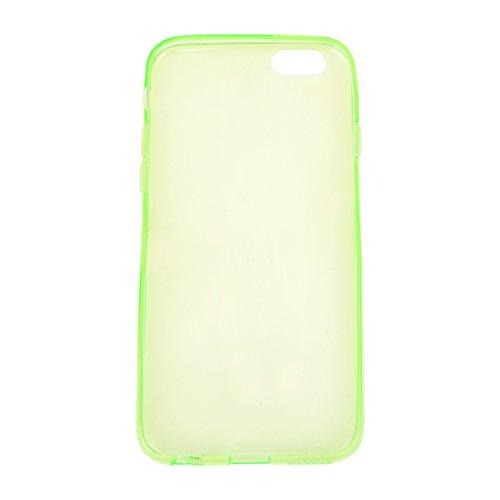 """iPhone 6 Case - TOOGOO(R)Ultraduenner Weicher TPU Gruen Case fuer iPhone 6 4.7"""""""