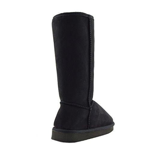 Kick Footwear Zapatos de cordones de Material Sintético para mujer negro