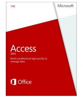 Microsoft Access 2013 (1PC/1User)