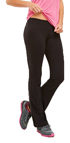 Soffe Women's Boot Pant, Black, X-Small