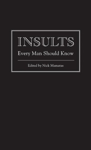 Insults Every Man Should Know (Stuff You Should Know)