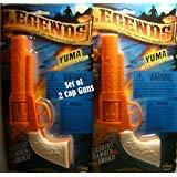 Legends of the Wild West 8.5' Yuma Replica Cap 2 Pistol Set