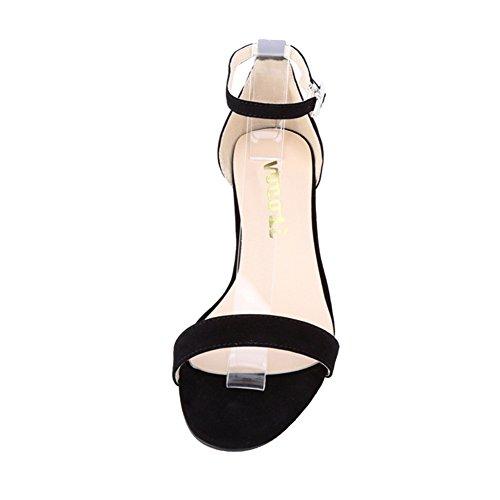 Sandalias Material Mujer VOCOSI Para Sint de v1w4PFq