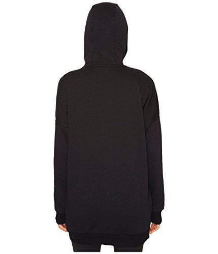 PUMA Women's Fusion Elongated Full Zip Hoodie Cotton Black/Glitter X-Large by PUMA (Image #3)