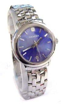 Wenger Ladies 100 Meter Stainless Steel Watch 72688
