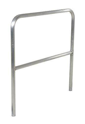 Vestil ADKR-4 Aluminum Pipe Safety Railing, 1-5/8