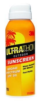 Ultrathon SUN-3CS Scientific Waterproof Continuous Spray Sunscreen, SPF-30