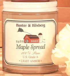 Carrot Cake Glaze - Maple Cream