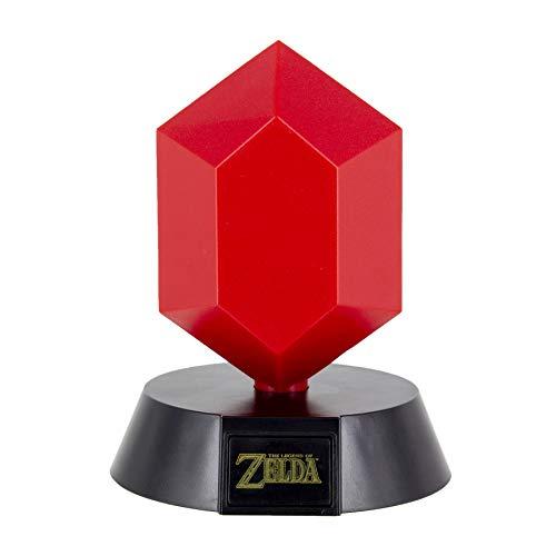 Paladone Red Rupee 3D Light - The Legend of Zelda