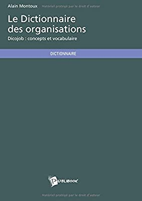Dictionnaire des organisations