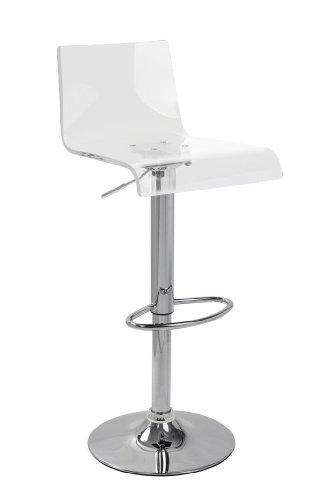 2 x Acrylic Hydraulic Lift Adjustable Counter Bar Stool  : 31Z8g7bHNHL from www.desertcart.ae size 333 x 500 jpeg 9kB