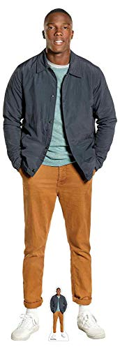 Official Star Cutouts Tosin Cole (Ryan) Lifesize Cardboard Cutout Doctor Who