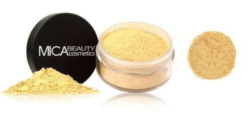 - Mica Beauty Natural Mineral Makeup Loose Powder Foundation