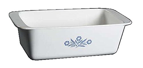 Corning Ware Cornflower Blue Loaf Pan ( 2 Quart ) ( P-315-B -