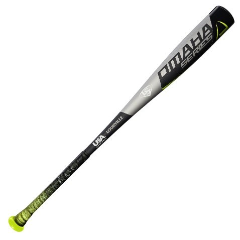 Louisville Slugger 2018 Omaha 518 -10 2 5/8 USA Baseball Bat 28 inch 18 oz