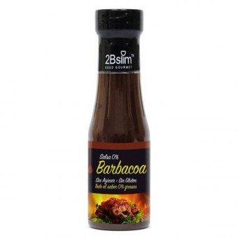 Pack de 6 Salsa Barbacoa 0% 2bSlim 250 ml: Amazon.es: Alimentación y bebidas