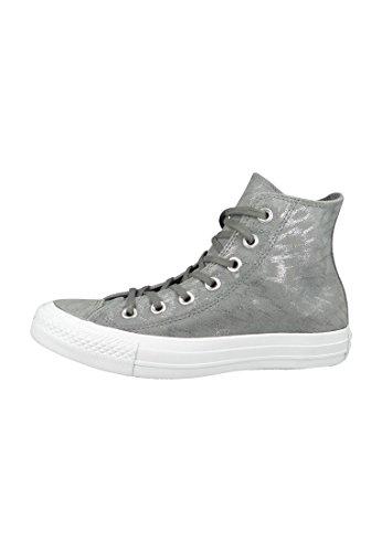 Hi Grey Baskets Mode Femme Converse Star Gris All q7wfpWEWv
