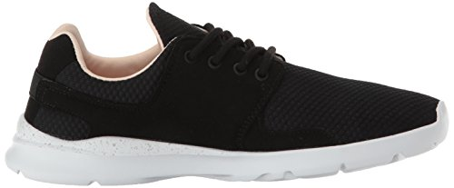 Etnies Womens Scout XT Ws Skate Shoe, Black/Pink/White, 10 Medium US