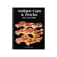 Antique Cars & Trucks You Can Make by Luc St-Amour (1997-01-01)