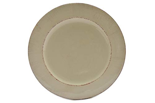 Pier 1 Toscana Ivory Hand Painted Earthenware 9