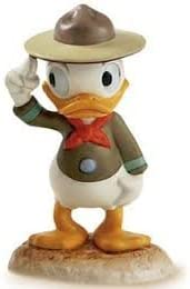 Wdcc Good Scouts Nephew Duck a Real Trooper 4007936