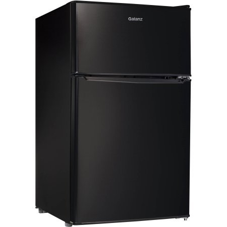 Compact Thermostat (Galanz 3.1 cu ft Compact Refrigerator | Adjustable Thermostat Control, Black)