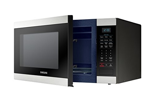 Samsung Ms19m8000as Aa Large Capacity Countertop Microwave