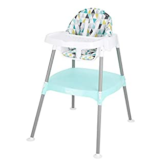 Evenflo 4-in-1 Eat & Grow Convertible High Chair, Prism, Pack of 1