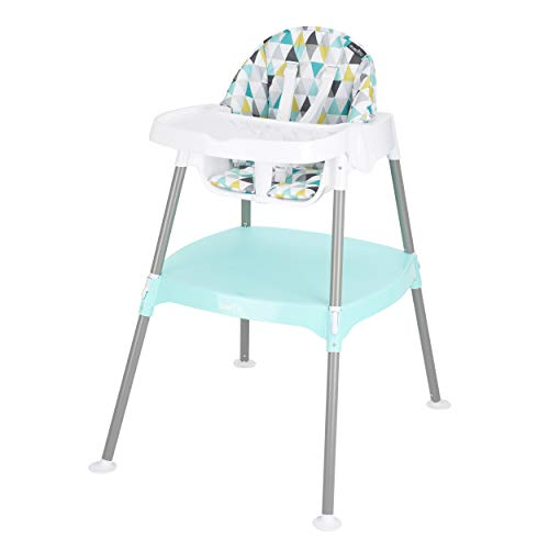Evenflo 4-in-1 Eat & Grow Convertible High Chair (Prism) from Evenflo