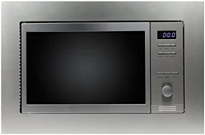 ECOAP CMO 800 Equator-Deco 0.8 cu.ft. Stainless Steel Built-In Microwave, Stainless-Steel