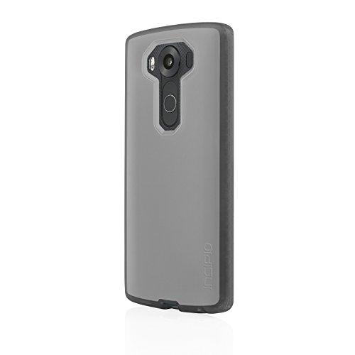 LG V10 Case, Incipio [Co-Molded Case][Shock Absorbing] Octane Case for LG V10-Frost/Black (Best Lg V10 Case)