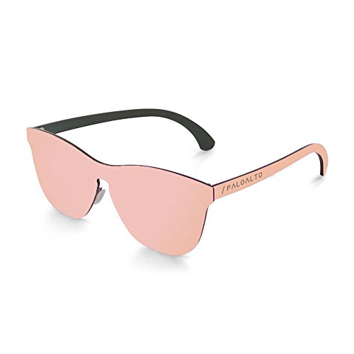 Paloalto Sunglasses P25.8 Lunette de Soleil Mixte Adulte, Rose